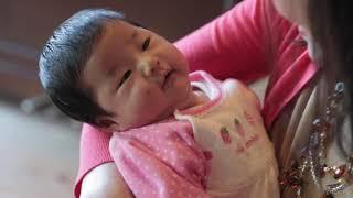 おんぶができる月齢・赤ちゃんの首がすわるということ
